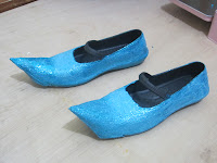 princess jasmine shoes