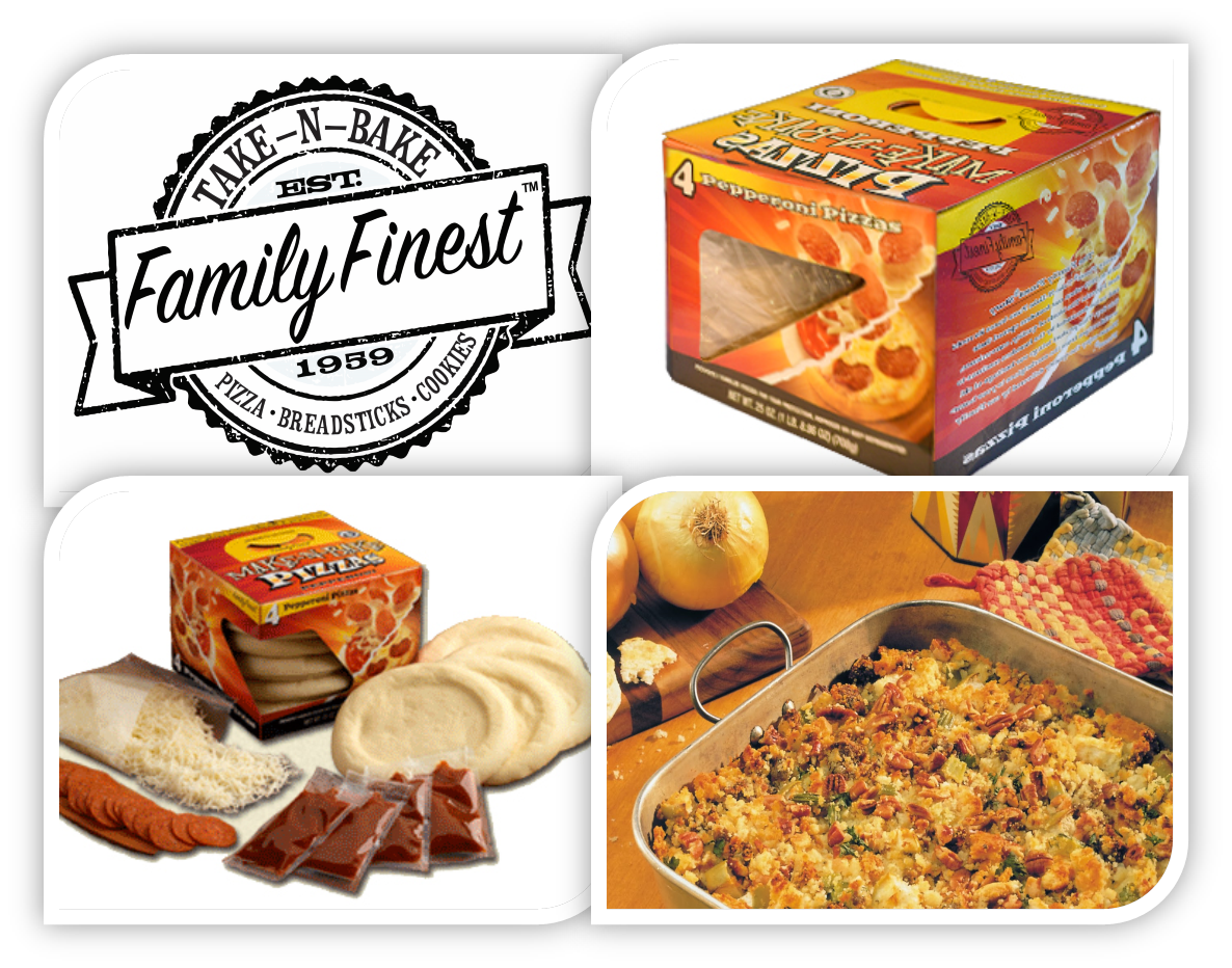 Turn Your Thanksgiving Leftovers Into Gourmet Pizzas with Three Terrific #Recipes #FamilyFinest