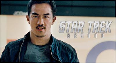 Diam-diam ternyata Joe Taslim ikut main dalam Star Trek Beyond
