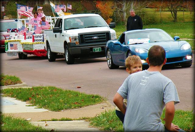 11/11 Florissant Veterans Parade
