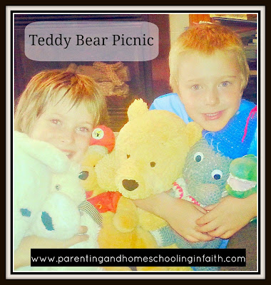 teddy bears kids fun