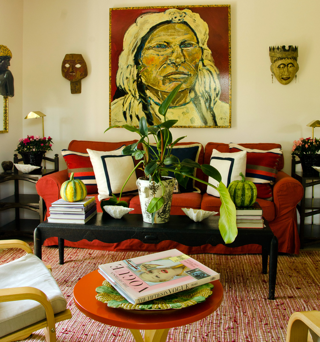 Frog hill designs blog for Native american interior design
