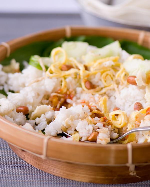 Indonesian Recipes] Nasi LemakFragrant Coconut Milk TeaAll