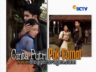 Cinta Putri Pak Camat FTV