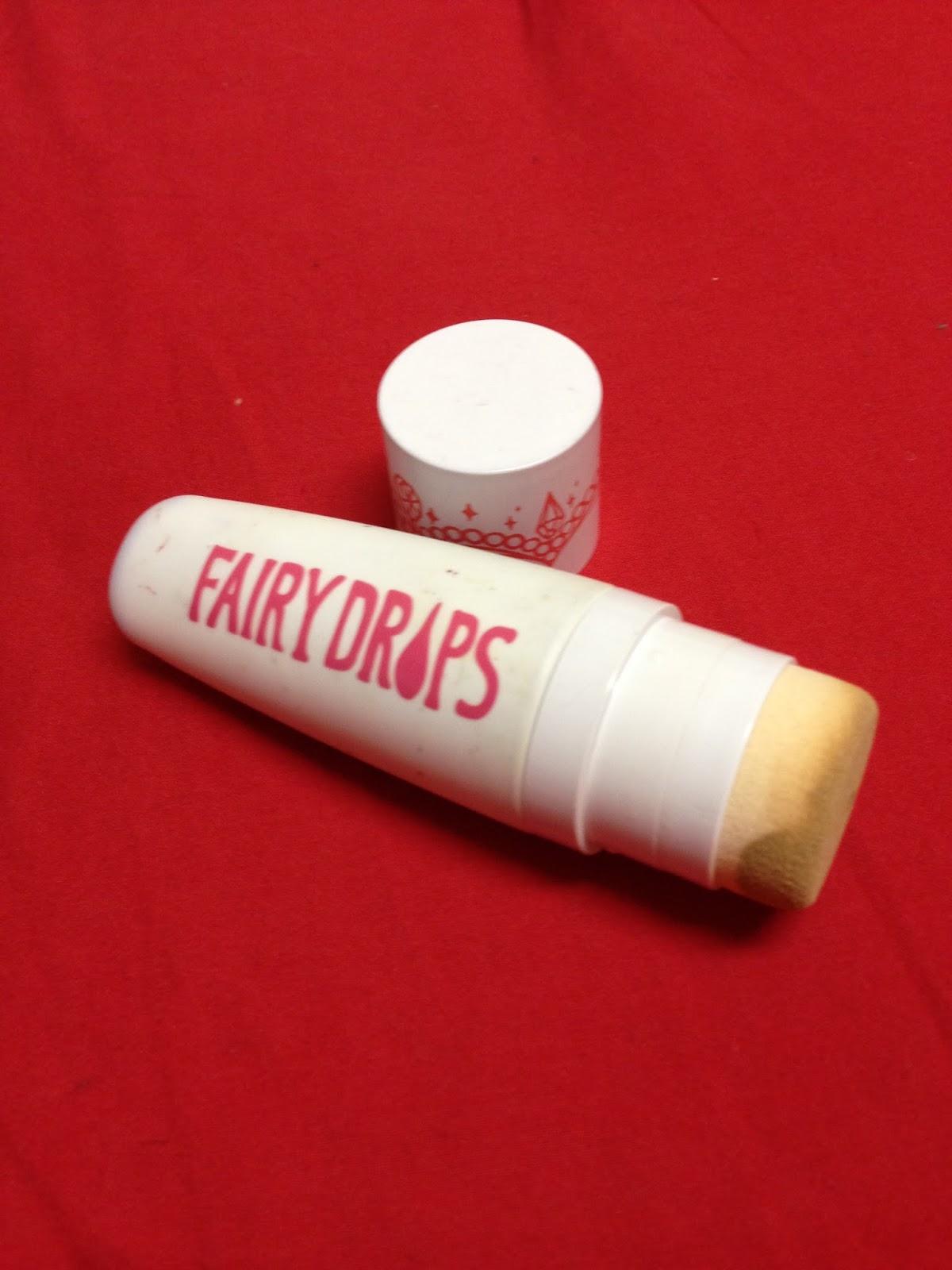 fairy drops bb cream- LotusLovee.blogspot.ca