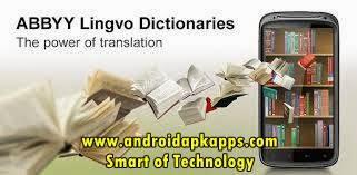 ABBYY Lingvo Dictionaries v3.3.0.1 Apk
