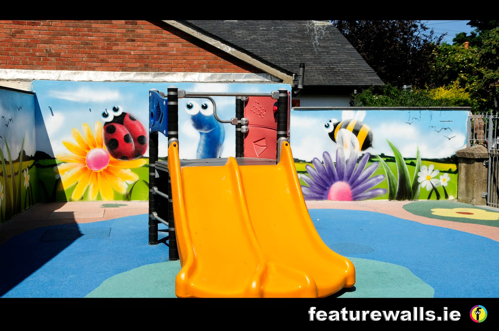 1000 images about school playground mural ideas on pinterest for Community mural ideas