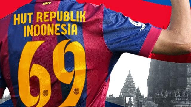Komunitas Barcelona di Indonesia
