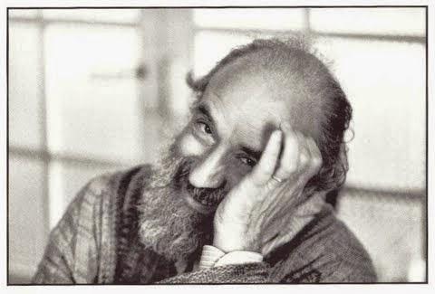 Michel Butor en mars 1985