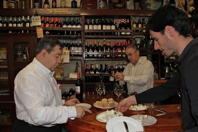 Juan de Casa Tataguyo y Rubén Valbuena. Blog Esteban Capdevila
