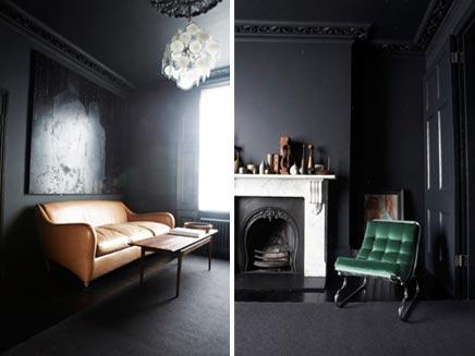 Woonkamer Muren Kleuren : Kleuren wanden woonkamer ideeën mooie kleur ...