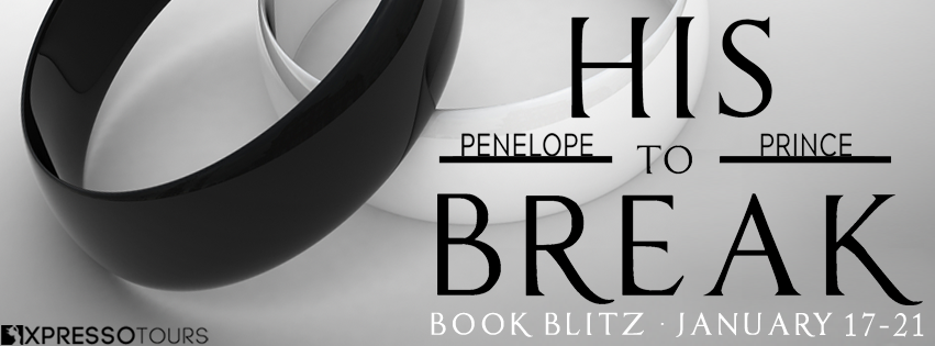 His To Break Book Blitz