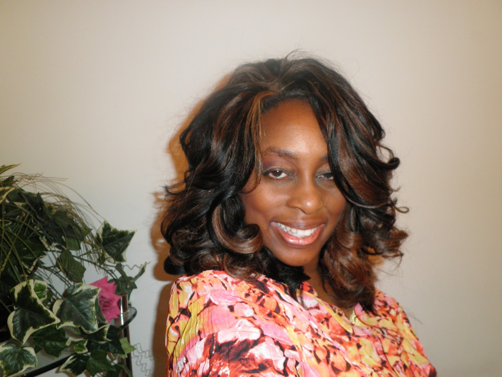 Phenomenalhaircare Custom Made Removable Quickweave Wig