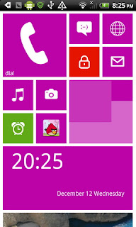 windows 8 android