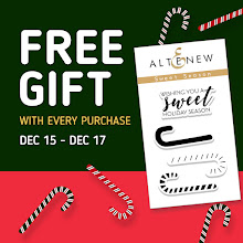 Altenew Free Gift with Purchase