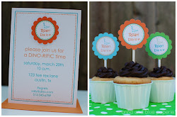 Custom Invitations & Party Tags