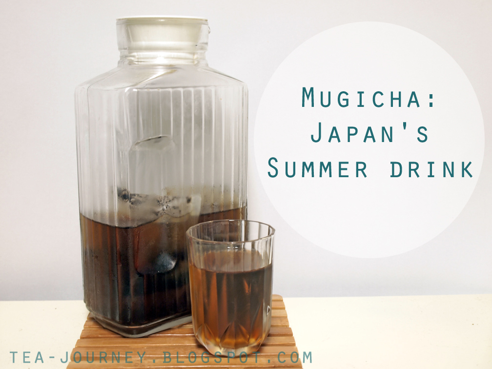 Mugicha : Japan's Summer drink - Tea Journey