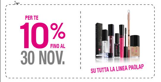 PaolaP - Sconto 10%