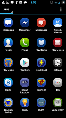 MeeUi – Icon Pack Apex Nova v2.4 APK Android