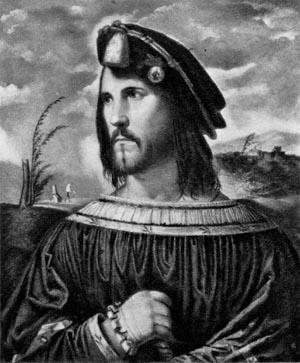 Cesar Borgia