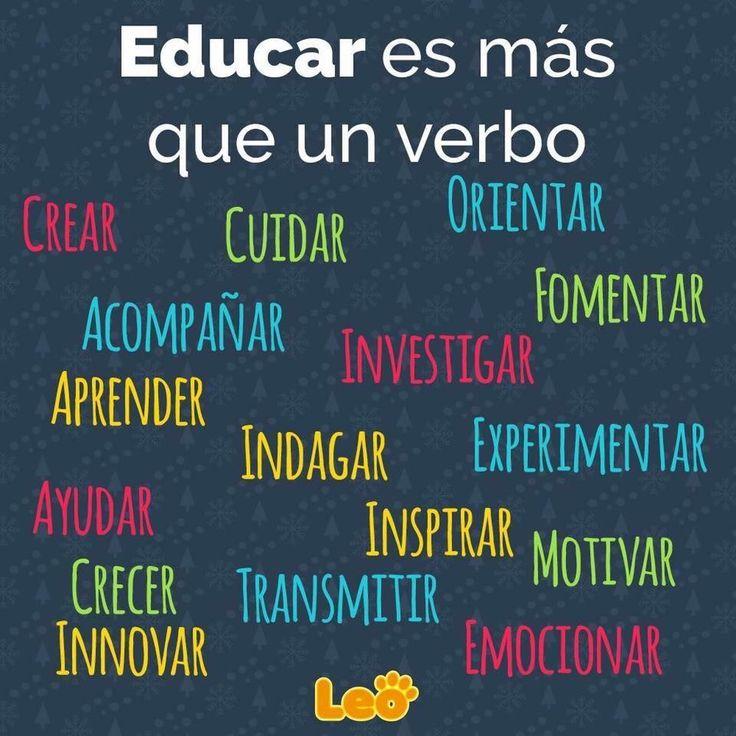 EDUCAR ES...