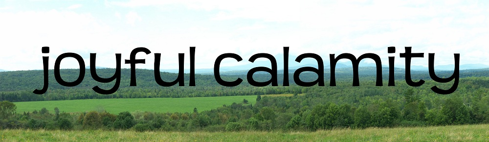 Joyful Calamity