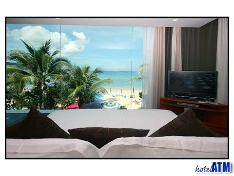 Phuket latest news... The luxury  5 star La Flora Patong rooms