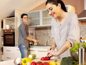 Share Household Duties For A Healthy Relationship - work