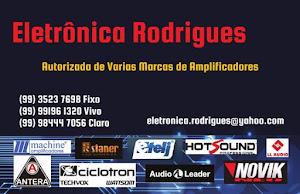 ELETRÔNICA  RODRIGUES
