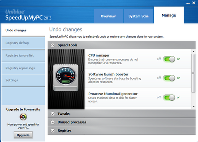 Uniblue SpeedUpMyPC 2013 Full Serial 2