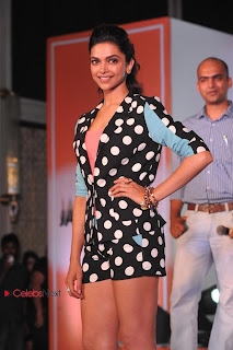 Deepika Padukone  Pictures at Jabong New Collection Launch ~ Celebs Next
