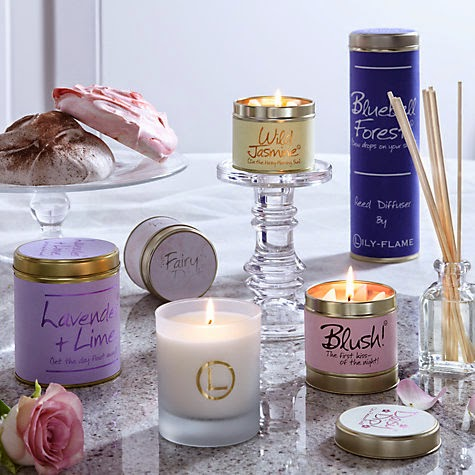 lily flame candles the betty stamp