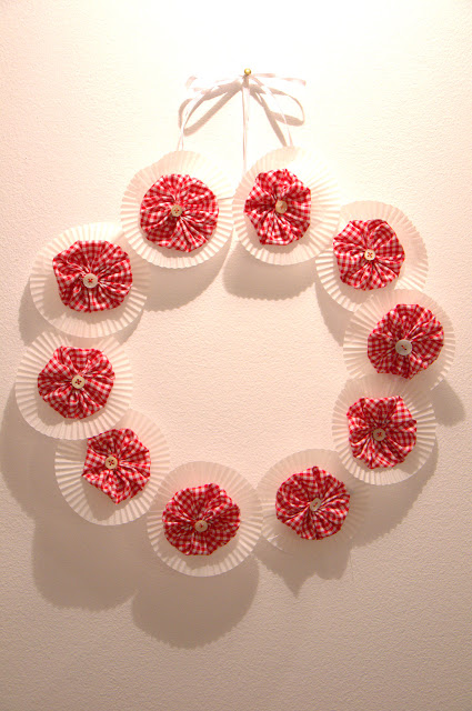 Valentine wreath http://shabbychiclife-silvia.blogspot.it