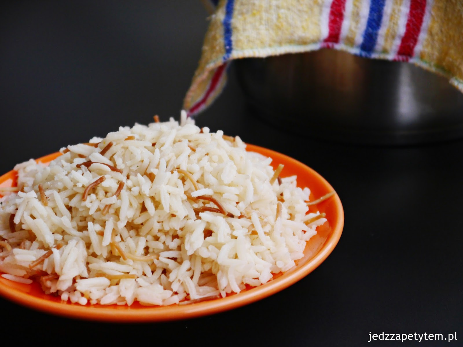 ryż z vermicelli