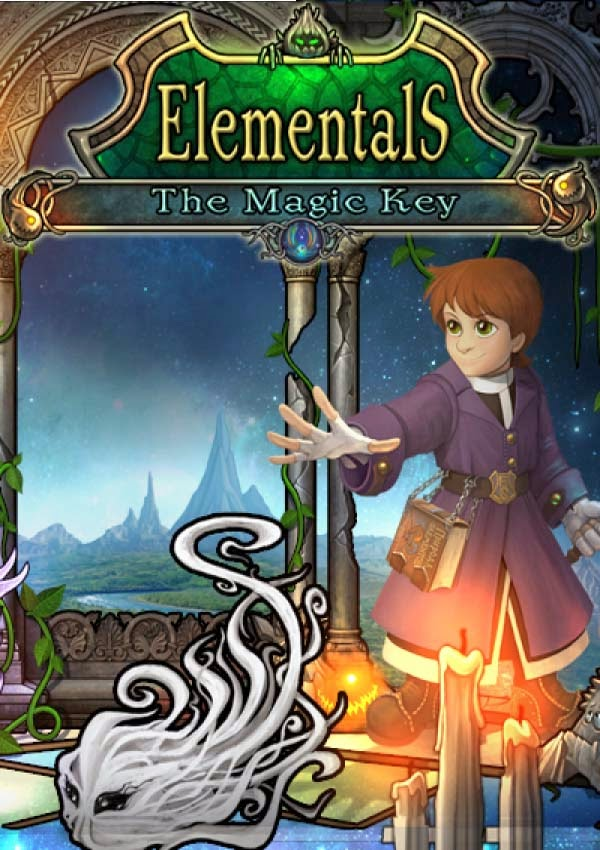 Elementals-The-Magic-Key-Cover