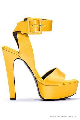 obuv barbara bui vesna leto 2011 08 Жіноче взуття від Barbara Bui