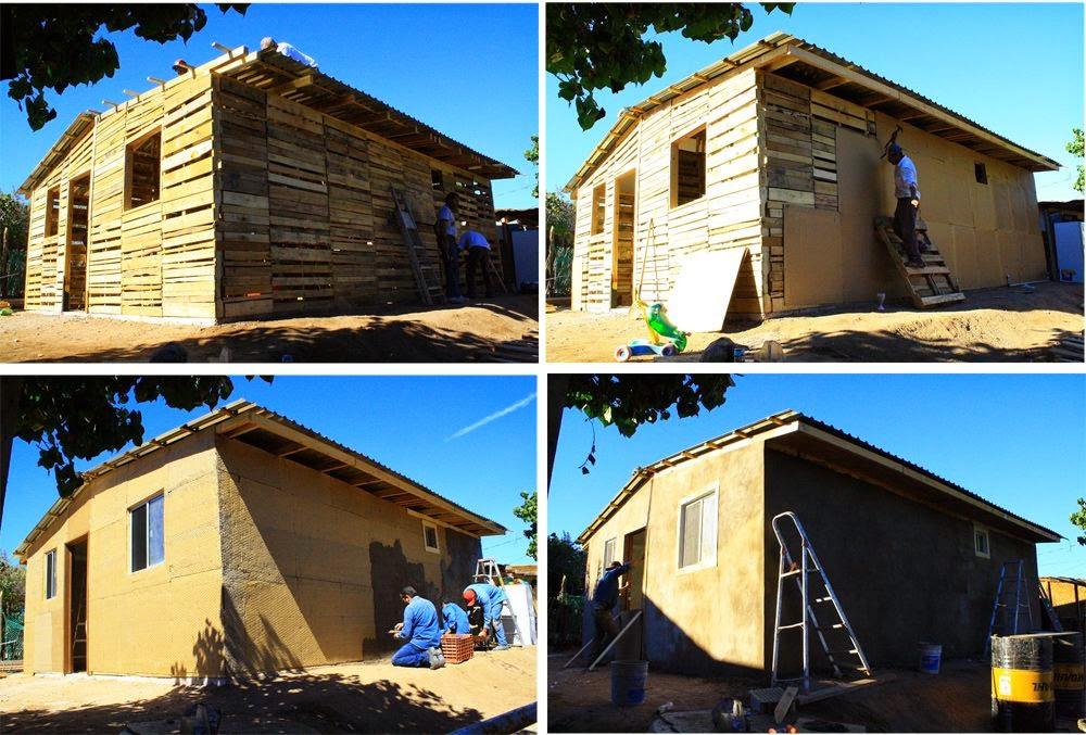 Viviendas populares autoconstruibles for Viviendas en madera