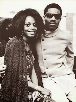 Diana Ross & Stevie Wonder