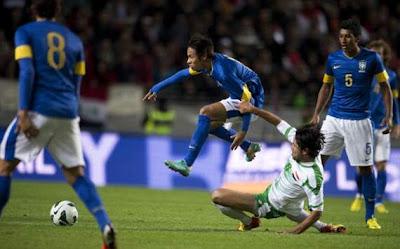 Prediksi Skor Jepang vs Brasil 16 Oktober 2012