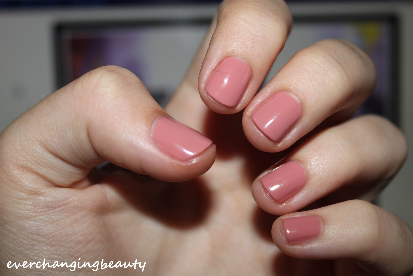 The Essie Website Calls It A Spiced Tea Rose With Dash Of Cream Saying Future Looks Brilliant In Warm Nail Polish