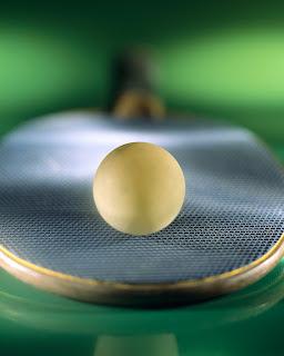 Tenis Meja : Penempatan Bola [ www.BlogApaAja.com ]