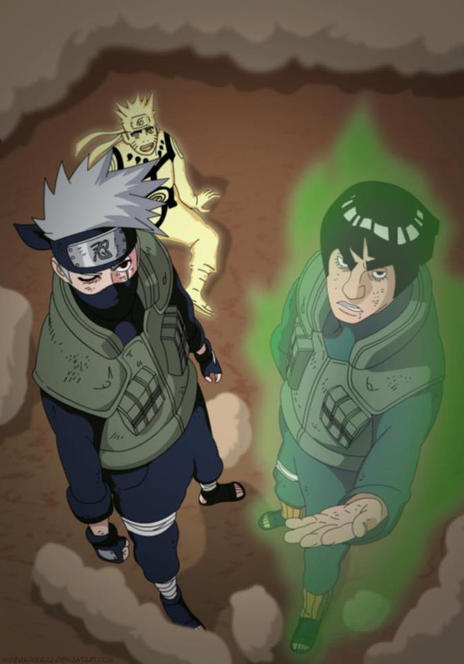 Alur Cerita Naruto Chapter 566 Bahasa Indonesia [ Versi Teks ]