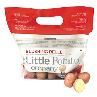 Blushing Belle Creamer Potatoes- The Little Potato Company