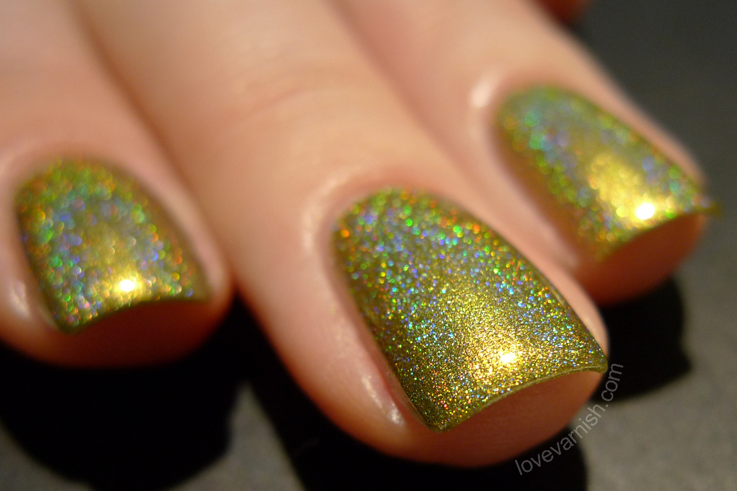 Cirque Colors The Burlesque Collection Harlow