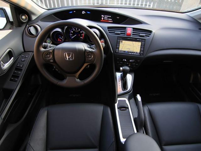 2013 honda civic 1 8 i vtec executive new car pictures. Black Bedroom Furniture Sets. Home Design Ideas