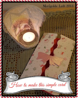 Make a quick and simple card