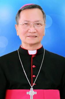 Đức Cha Giám Quản Giáo Phận