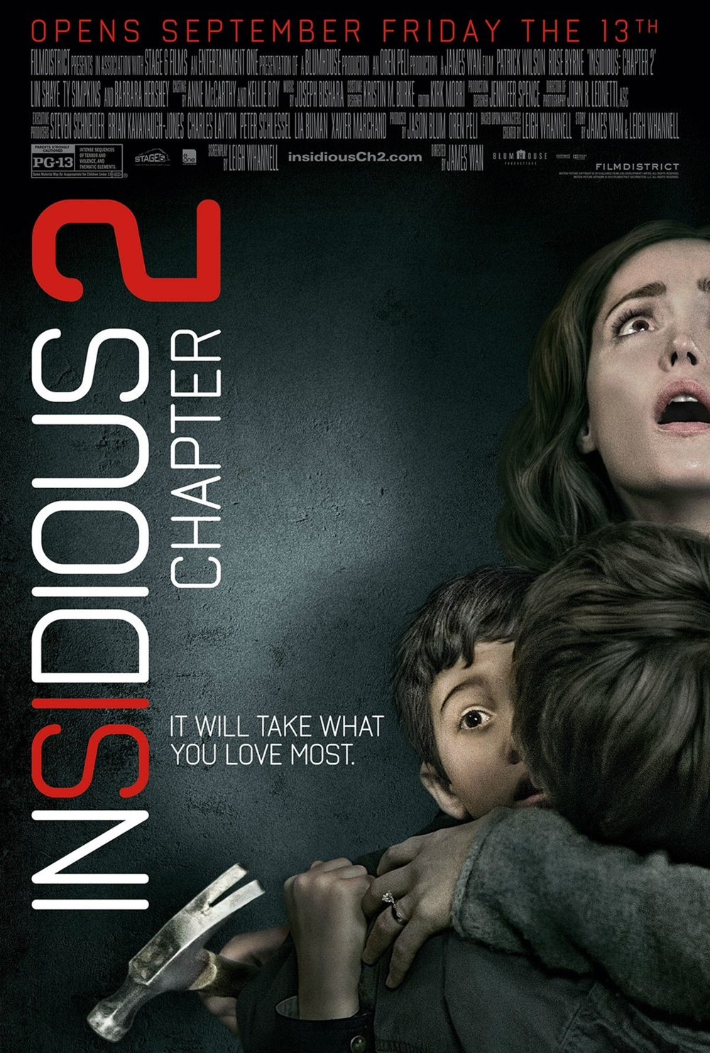 Insidious: Chapter 2 horror movieloversreviews.blogspot.com