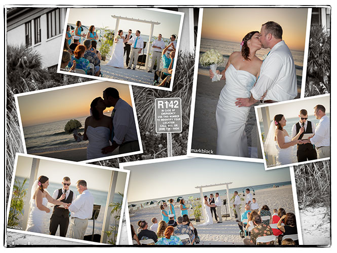 Jessica Bell and Brian Robbins Marco Island Wedding | Photography by Mark Block