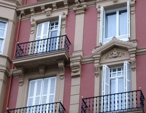 Balcones propiedad comun uso exclusivo